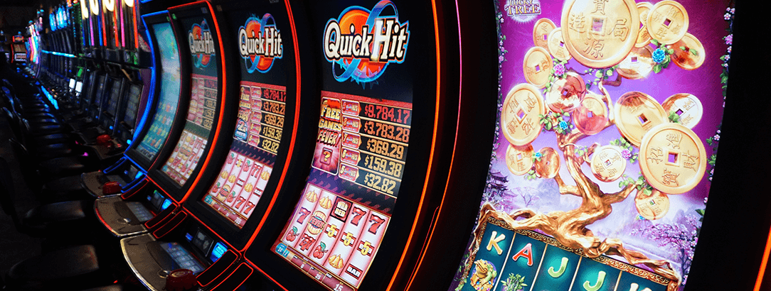 Creek Nation Casino Bristow electronic games