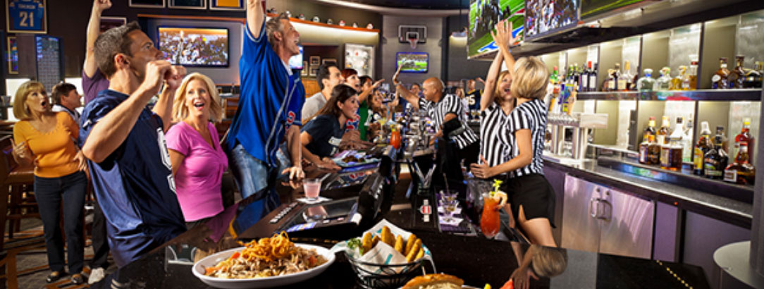 Football game watch party at Creek Nation Casino Checotah