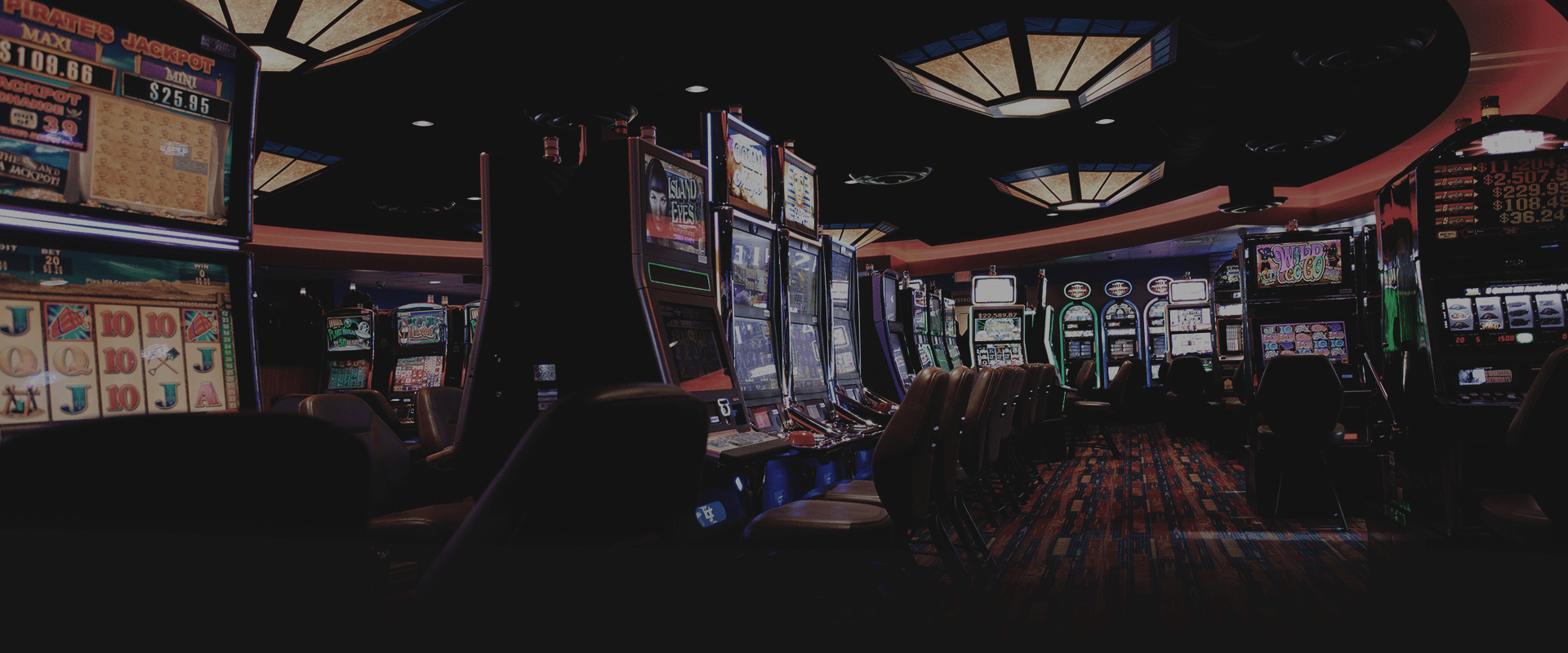 Creek Nation Casino Checotah casino games
