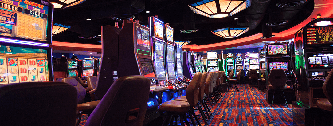 Creek Nation Casino Checotah electronic games